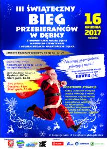 III Świąteczny Bieg Przebierańców @ Rynek | Dębica | Województwo podkarpackie | Polska