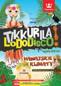 Tikkurila Lododisco @ MOSiR Lodowisko | Dębica | Województwo podkarpackie | Polska