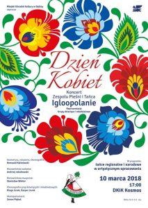 Igloopolanie na Dzień Kobiet @ Dom Kultury i Kino Kosmos | Dębica | Województwo podkarpackie | Polska