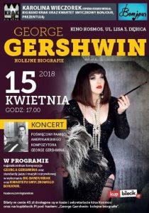 Koncert pamięci George Gershwina @ Dom Kultury i Kino Kosmos | Dębica | Województwo podkarpackie | Polska