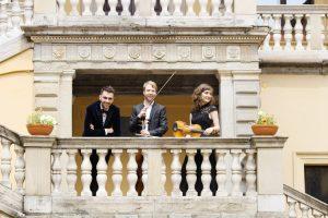 """Koncert zespołu: """"The Flaneurs Piano Trio"""" @ Zespół Państwowych Szkół Muzycznych"""
