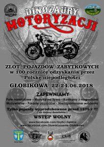 Dinozaury Motoryzacji @ Głobikowa
