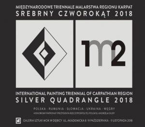 """Międzynarodowe Triennale Malarstwa Regionu Karpat """"Srebrny Czworokąt"""" @ Galeria Sztuki MOK Dębica"""