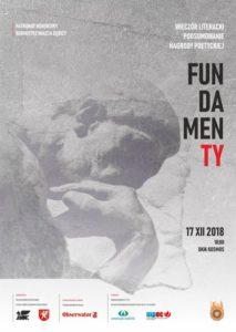 """Wieczór literacki """"Fundamenty"""" @ Sala teatralna - Dom Kultury i Kino Kosmos"""