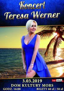 Koncert: Teresa Werner @ Dom Kultury MORS