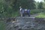 Ochotnicza Straż Pożarna walczyła ze skutkami powodzi