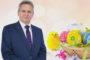 Życzenia Wielkanocne Jan Warzecha Poseł na Sejm RP