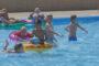 Wakacje na basenie w Pustkowie Osiedlu